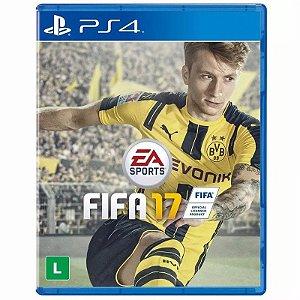 Fifa 17 PS4 (Semi-Novo)