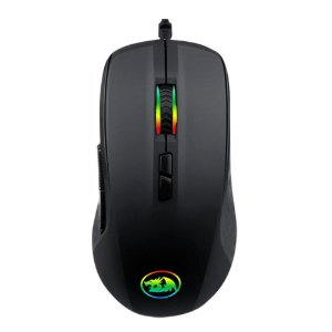 MOUSE GAMER REDRAGON STORMRAGE BLACK M718-RGB