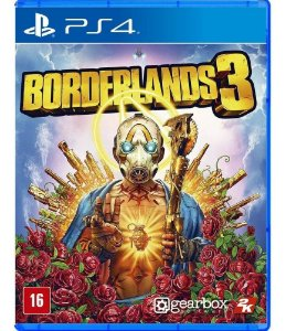 Pré-Venda Bordelands 3 PS4