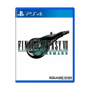 Pré-Venda Final Fantasy VII Remake PS4