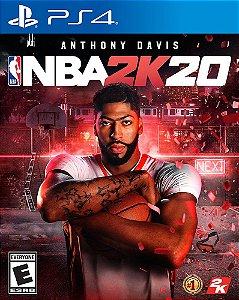 Pré-Venda NBA 2K20 PS4
