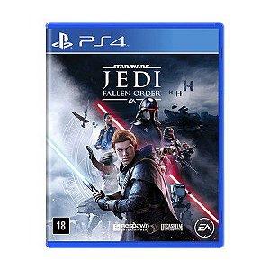 Pré-Venda Stars Wars Jedi Fallen Order PS4