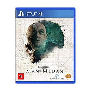 Pré-Venda Man of Medan PS4