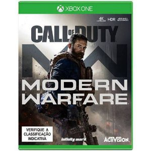 Pré-Venda Call Of Duty: Modern Warfare Xbox One