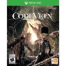Pré-Venda Code Vein Xbox One