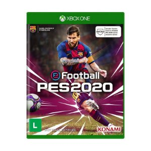 Pré-Venda PES 2020 Xbox One