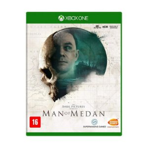 Pré-Venda Man of Medan Xbox One