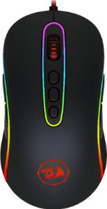 MOUSE GAMER REDRAGON PHOENIX PRETO COM LED RGB M702-2
