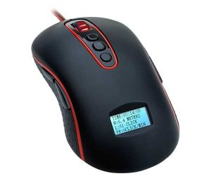 MOUSE REDRAGON GAMING MARS 4000 DPI, M906