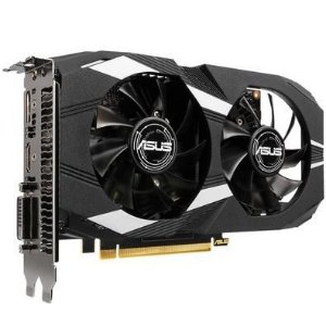 PLACA DE VÍDEO ASUS GEFORCE PH-GTX1650-4G (4GB, DDR5)