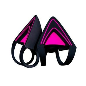 HEADSET RAZER KITTY EARS ROXO NEON