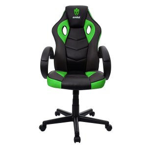 CADEIRA GAMER EG901/HUNTER PRETO/VERDE - EVOLUT