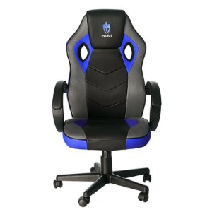 CADEIRA GAMER EG901/HUNTER PRETO/AZUL - EVOLUT