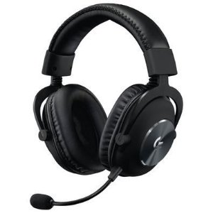 Headset Gamer Logitech G PRO X, Com Blue Voice, Som Surround 7.1