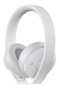 Headset Sony Gold Wireless 7.1