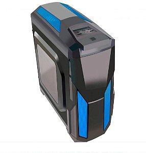 Gabinete Game GFIRE Azul HTL017L06S 1 Baia