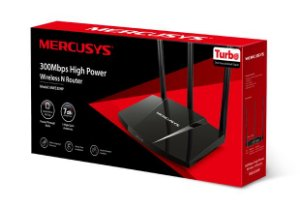 Roteador Mercusys Wireless N, 300mbps, High Power, Mw330hp,