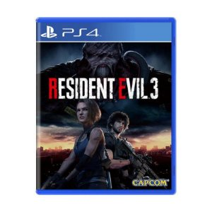Prê-Venda do Resident Evil 3 para PS4