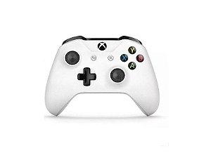 Controle Xbox One S, Branco, Sem Fio - TF5-00002