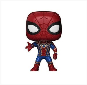Boneco FUNKO POP! Marvel Avengers Infinity War - Iron Spider