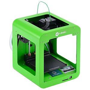 Impressora 3D Creati.V, Verde, USB, SD, VInik - 7908020909019