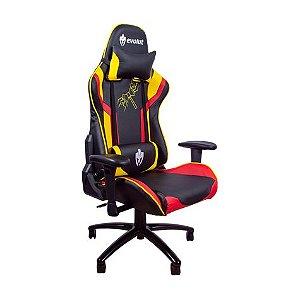 Cadeira Gamer Evolut Hero Series, Thor, Reclinavel, Gamer, 2 Almofadas - 7899658243258