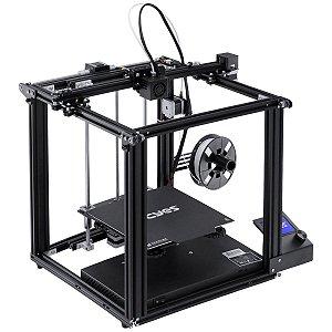 Impressora 3D Faber 5, PCYES, USB, SD -  7908020910695