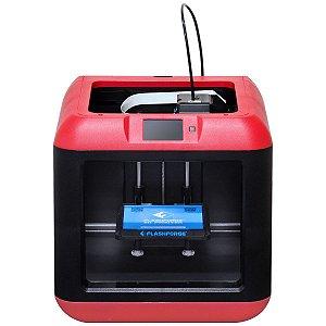 Impressora 3D Flashforge, Finder, USB/B, Wifi, Vermelho - 6970152950031