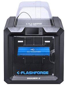 Impressora 3D Flashforge, Guider II, USB, Wifi, Preta - 6970152950178