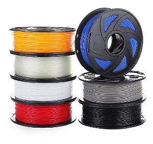 Filamento PLA, 0.5 KG - Flashfogre (Varias Cores)