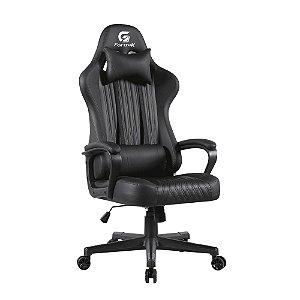 Cadeira Gamer Fortrek, Vickers, Preta, Fixa - 7898554606587