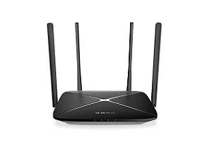 Roteador Wireless, Gigabit, Dual Band, AC1200, Preto, 4 Antena - 6935364099787