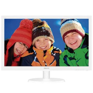 Monitor Philips, 21.5´, Full HD, LED, Widescreen, HDMI, VGA - 223V5LHSW2