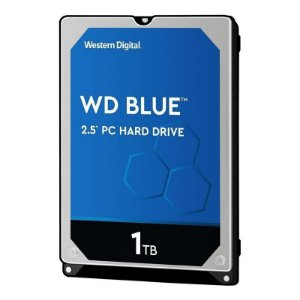HDD Western DIgital, 1 TB, Notebook, 2.5, Sata, 5400RPM - 718037845319