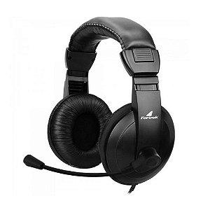 Headset Fortrek, HSL-102, Preto, P2 - 7898554605603