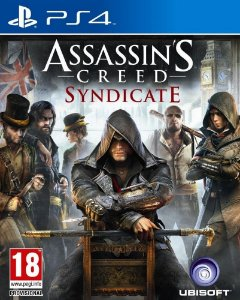 Assassins Creed: Syndicate - PS4 - PLAY 4 - PLAYSTATION 4