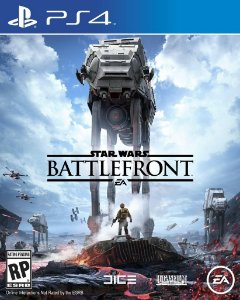 Jogo Star Wars Battlefront PS4 - Play 4 - Playstastion 4 - Multiplayer FPS