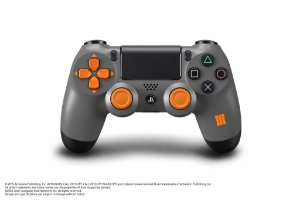 Controle Dualshock 4 Play 4 (Call of Duty Black Ops 3 Limited Edition) - PS4 - Play 4 - Playstation 4