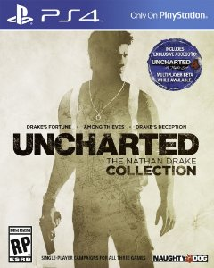 Uncharted: The Nathan Drake Collection - PS4 - Aventura/ação