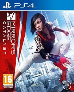 Jogo Mirror's Edge Catalyst - PS4 - PLAY 4 - PLAYSTATION 4 - Aventura/parkour