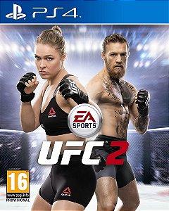 Jogo EA SPORTS UFC 2 - PS4 - PLAY 4 - PLAYSTATION 4 - Luta