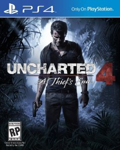 Jogo Uncharted 4: A Thief's End - PS4 - PLAY 4 - PLAYSTATION 4 - Aventura/ação / Pré-venda