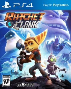 Ratchet & Clank Remastered - PS4 - PLAY 4 - PLAYSTATION 4 - Aventura / Pré-venda