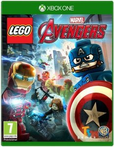 Jogo Lego Marvel's Avengers - XBOX ONE - XONE - Aventura