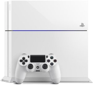 PLAYSTATION 4 BRANCO 500GB - PS4 - PLAY 4 - 1206