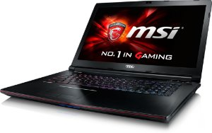 "NOTEBOOK MSI GE72 17.3"" (GTX 960M 2G/I7/8GB DDR4/1TB SATA/SEM SO) - GE72 6QC APACHE"