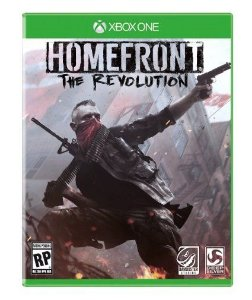 Jogo Homefront: The Revolution - XBOX ONE - XONE-  FPS/Suspense