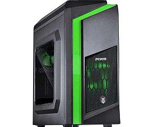 Computador Vgamer Spike - INTEL PENTIUM G4400, H110, GTX 1050 TI 4GB, 8GB DDR4, 1TB, 400W 80 PLUS, Gabinete/ PC Gamer