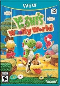 Yoshi's Woolly World - Wii U - Aventura