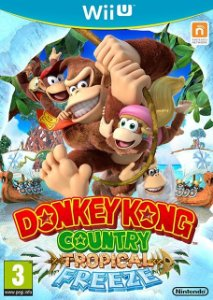 Jogo Donkey Kong Country: Tropical Freeze - Aventura - Wii U